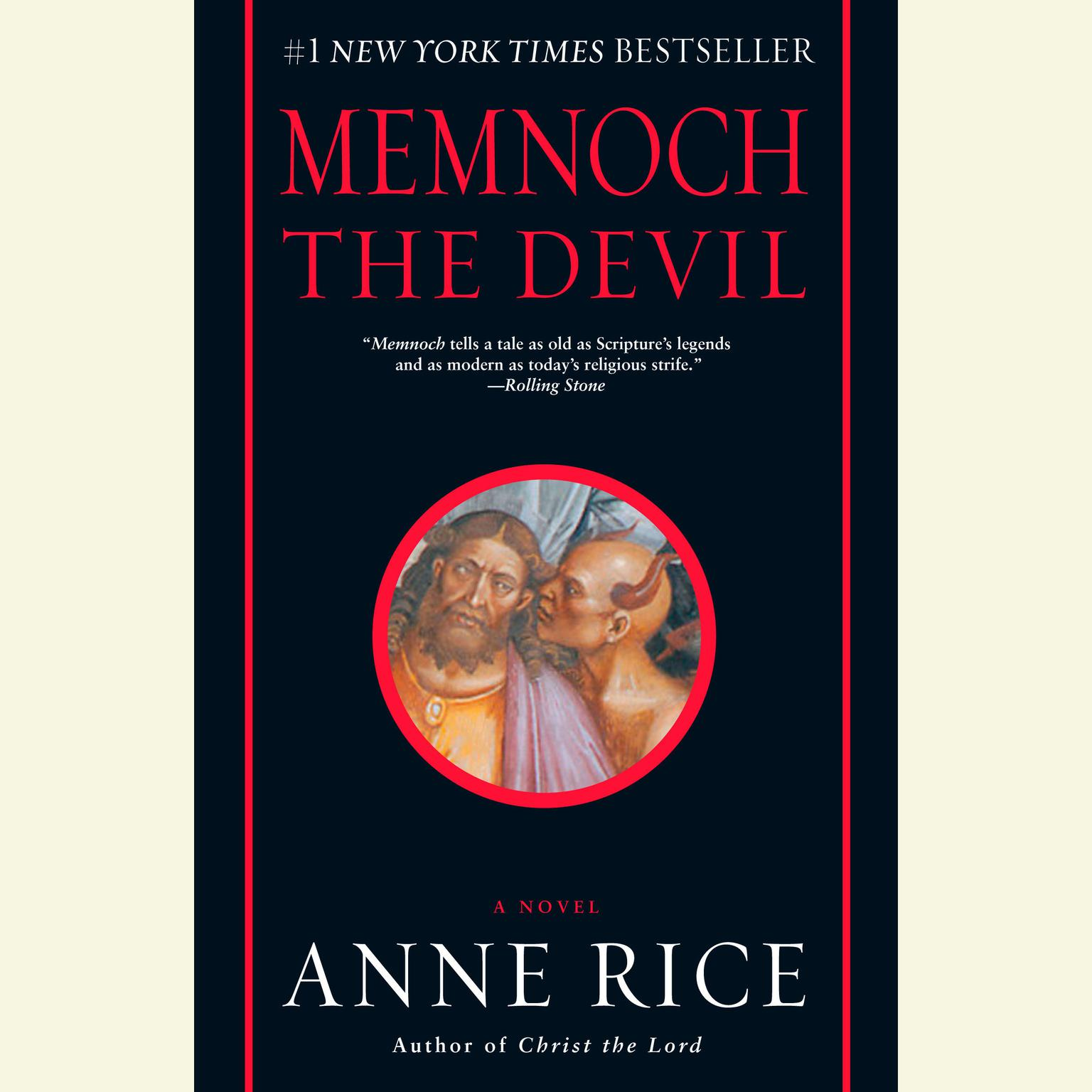 Printable Memnoch the Devil Audiobook Cover Art