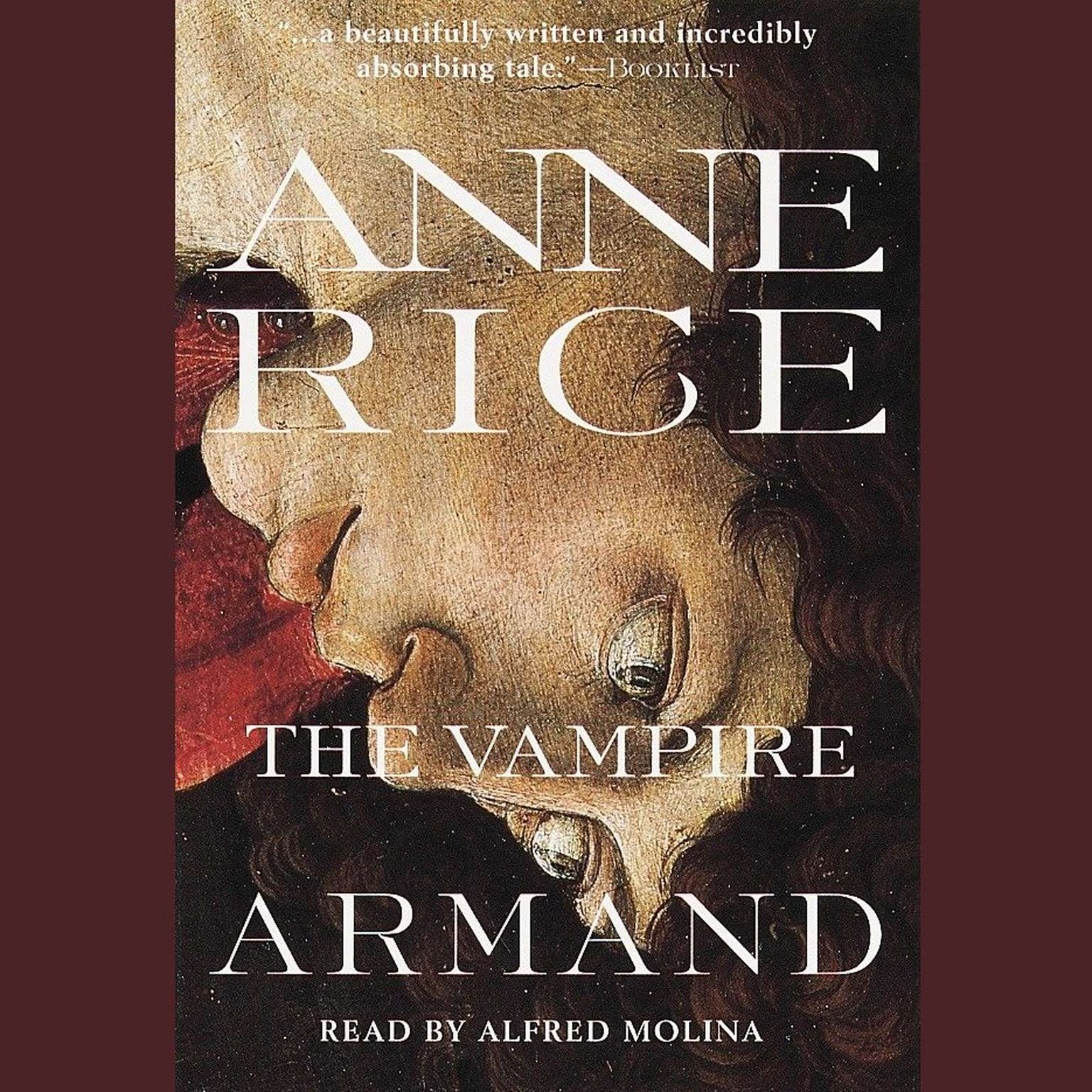 Printable The Vampire Armand Audiobook Cover Art