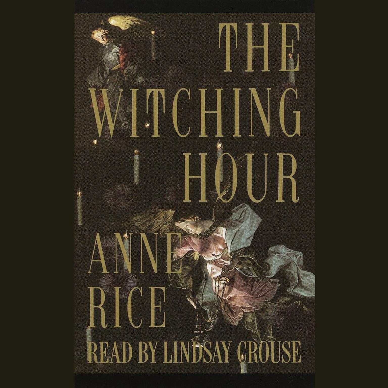Printable The Witching Hour Audiobook Cover Art