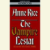 The Vampire Lestat, by Anne Rice