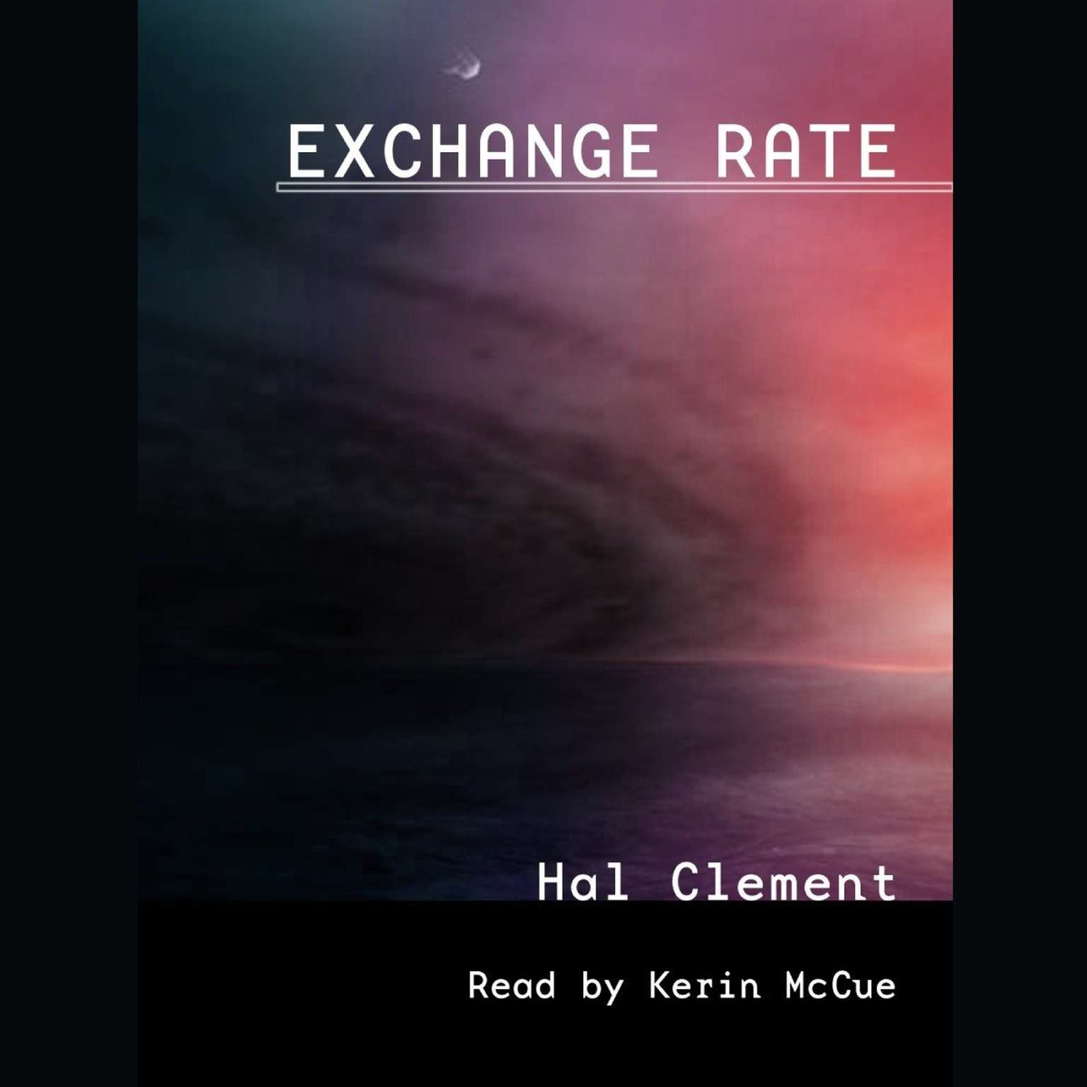 Printable Exchange Rate Audiobook Cover Art