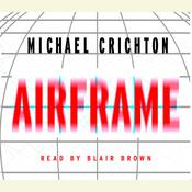 Airframe Audiobook, by Michael Crichton