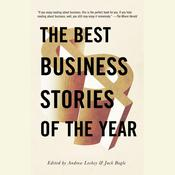 The Best Business Stories of the Year 2001, by Andrew Leckey