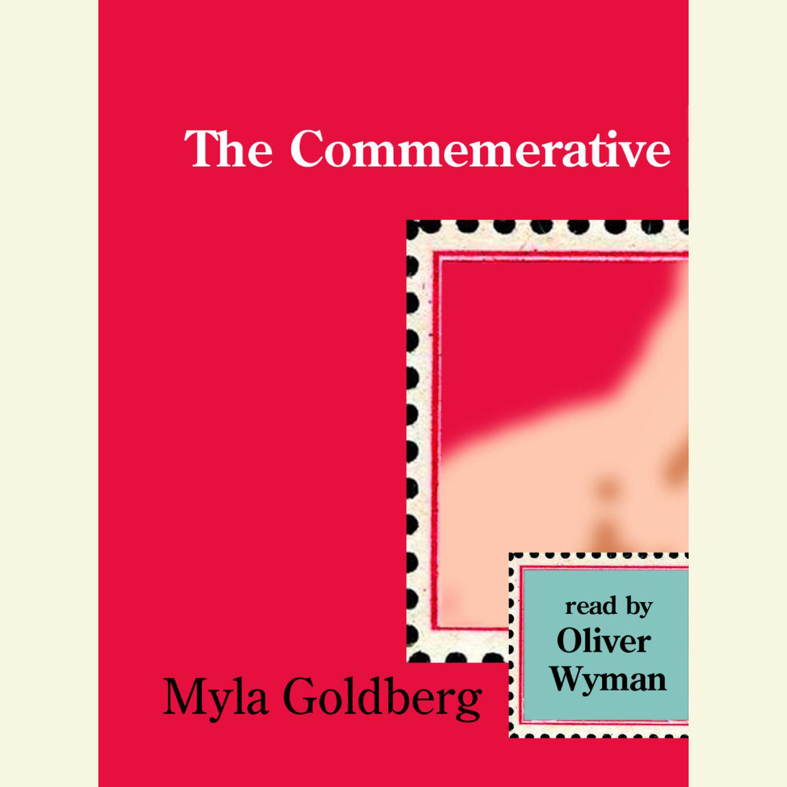 Printable The Commemerative Audiobook Cover Art