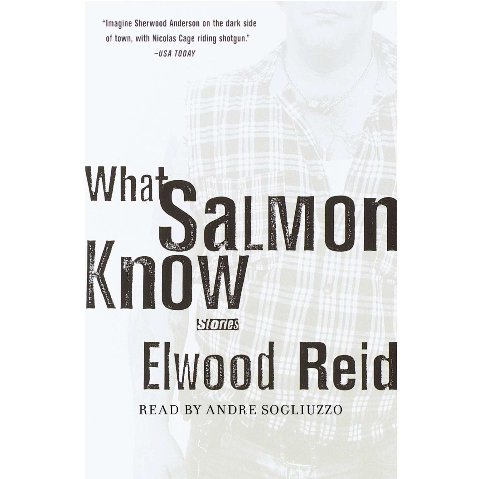 Printable What Salmon Know Audiobook Cover Art