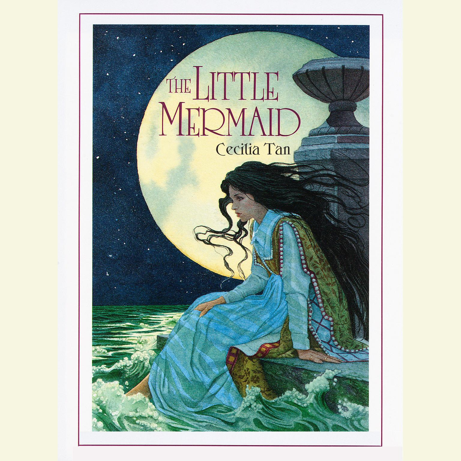 Printable The Little Mermaid: A Romantic Retelling of the Classic Fairy Tale Audiobook Cover Art