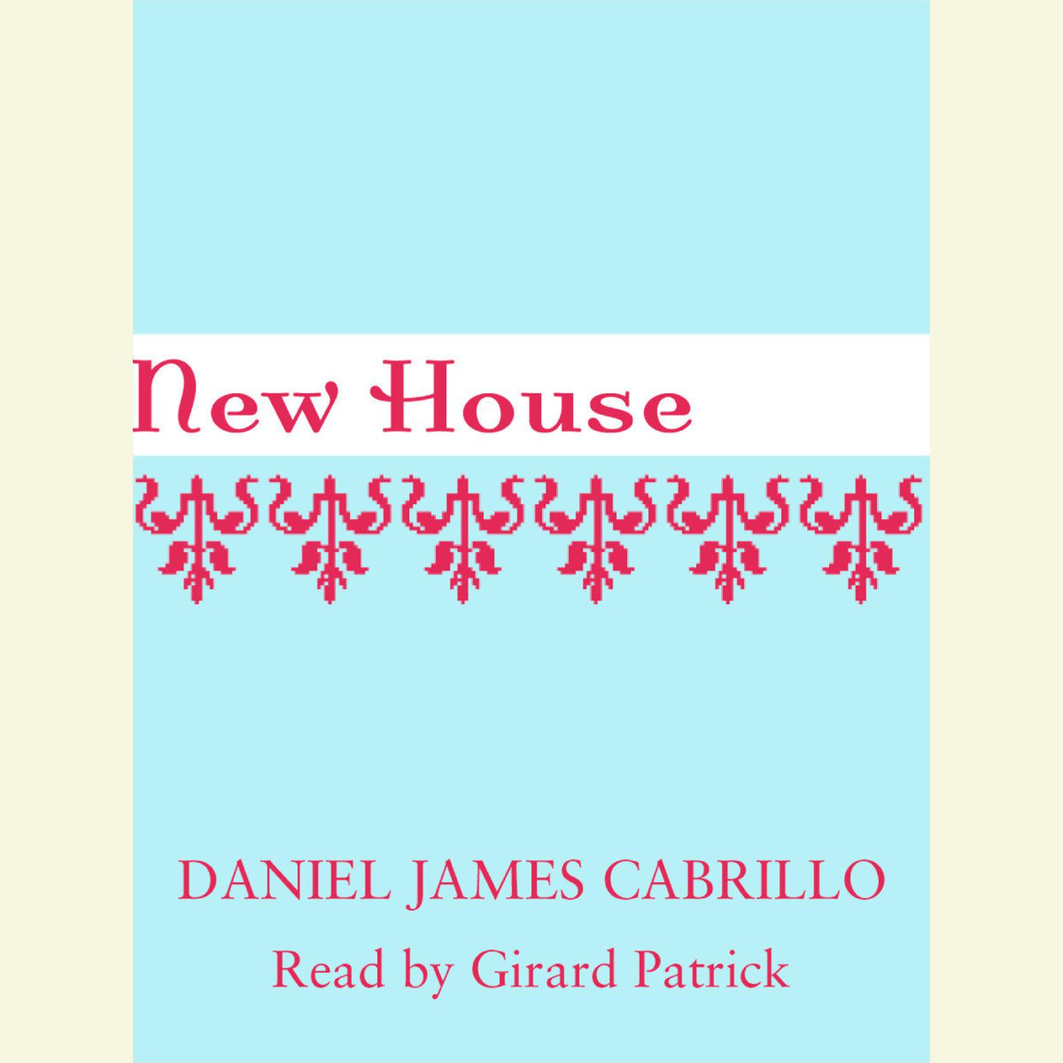 Printable New House Audiobook Cover Art