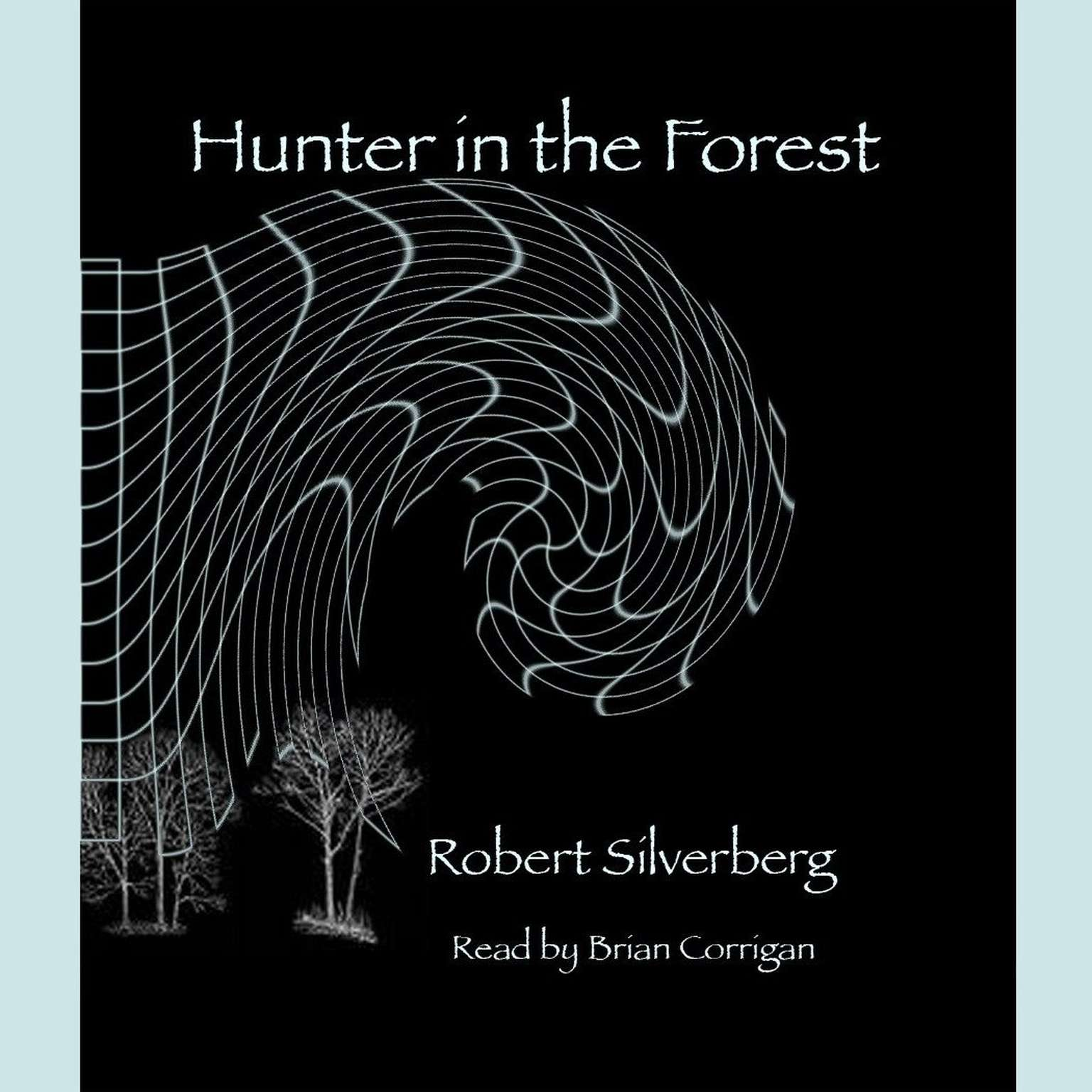 Printable Hunters in the Forest Audiobook Cover Art