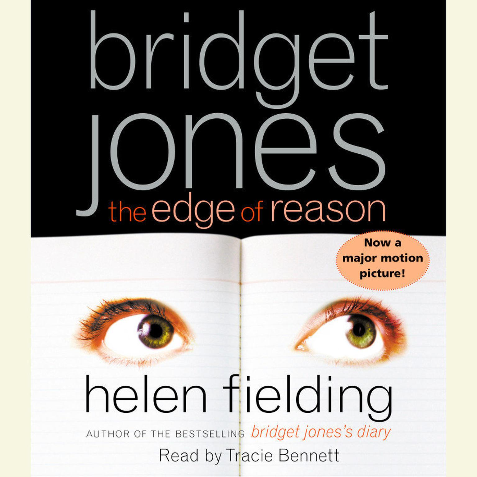 Printable Bridget Jones: The Edge of Reason Audiobook Cover Art