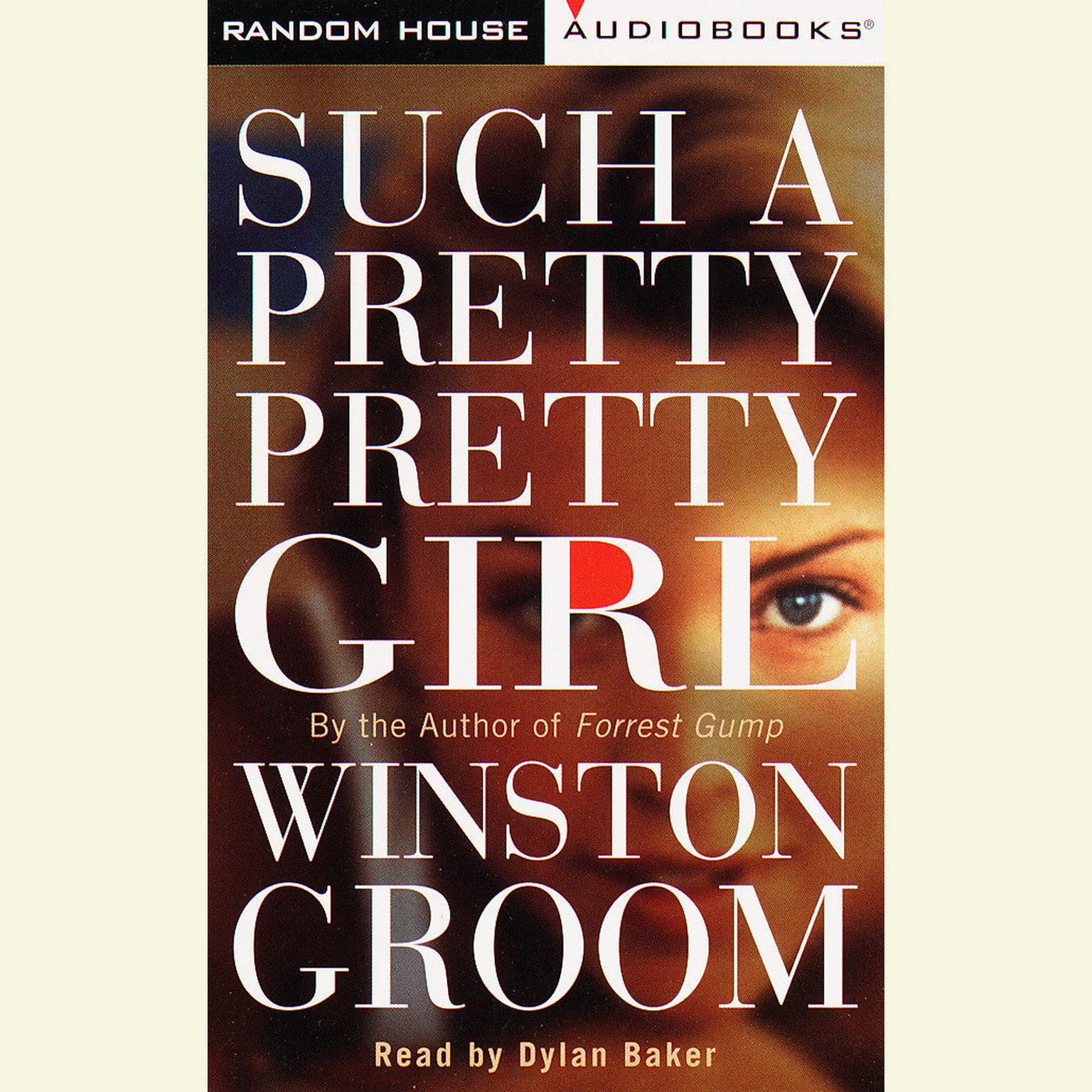 Printable Such a Pretty, Pretty Girl Audiobook Cover Art