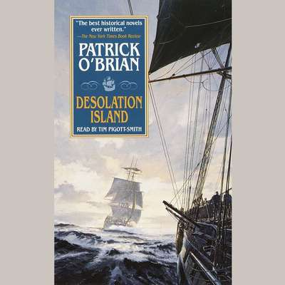 Desolation Island Audiobook, by Patrick O'Brian