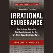 Irrational Exuberance Audiobook, by Robert J. Shiller