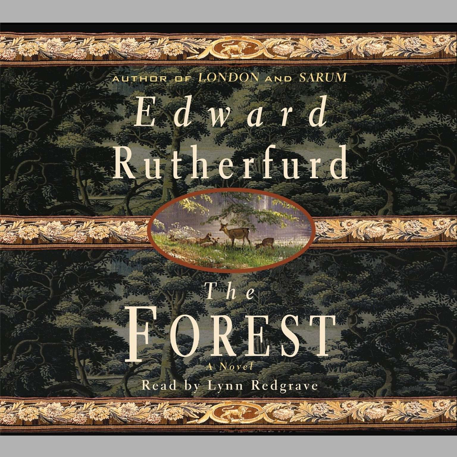 Printable The Forest Audiobook Cover Art