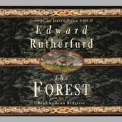 The Forest Audiobook, by Edward Rutherfurd