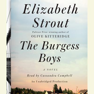 The Burgess Boys: A Novel Audiobook, by Elizabeth Strout