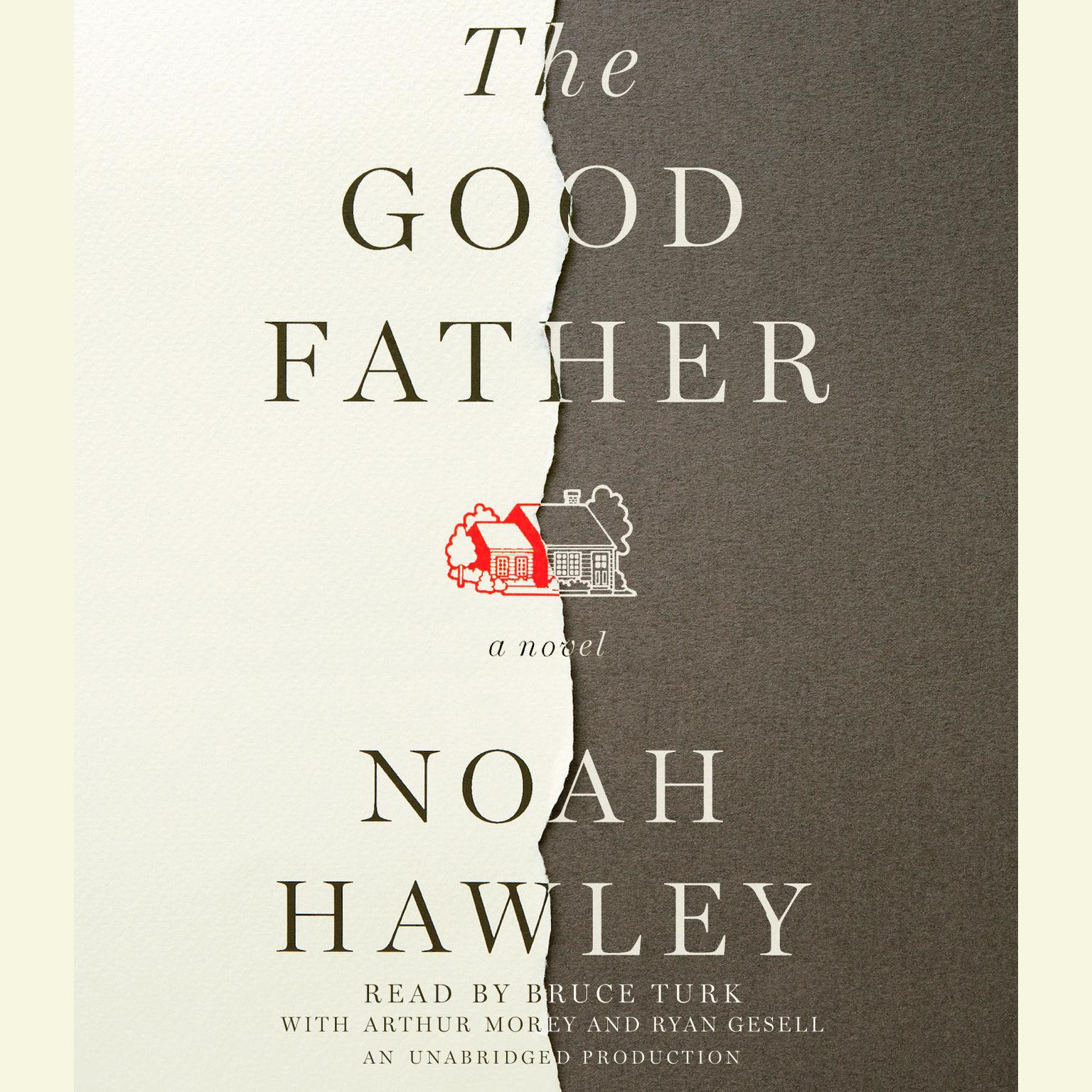 Printable The Good Father Audiobook Cover Art