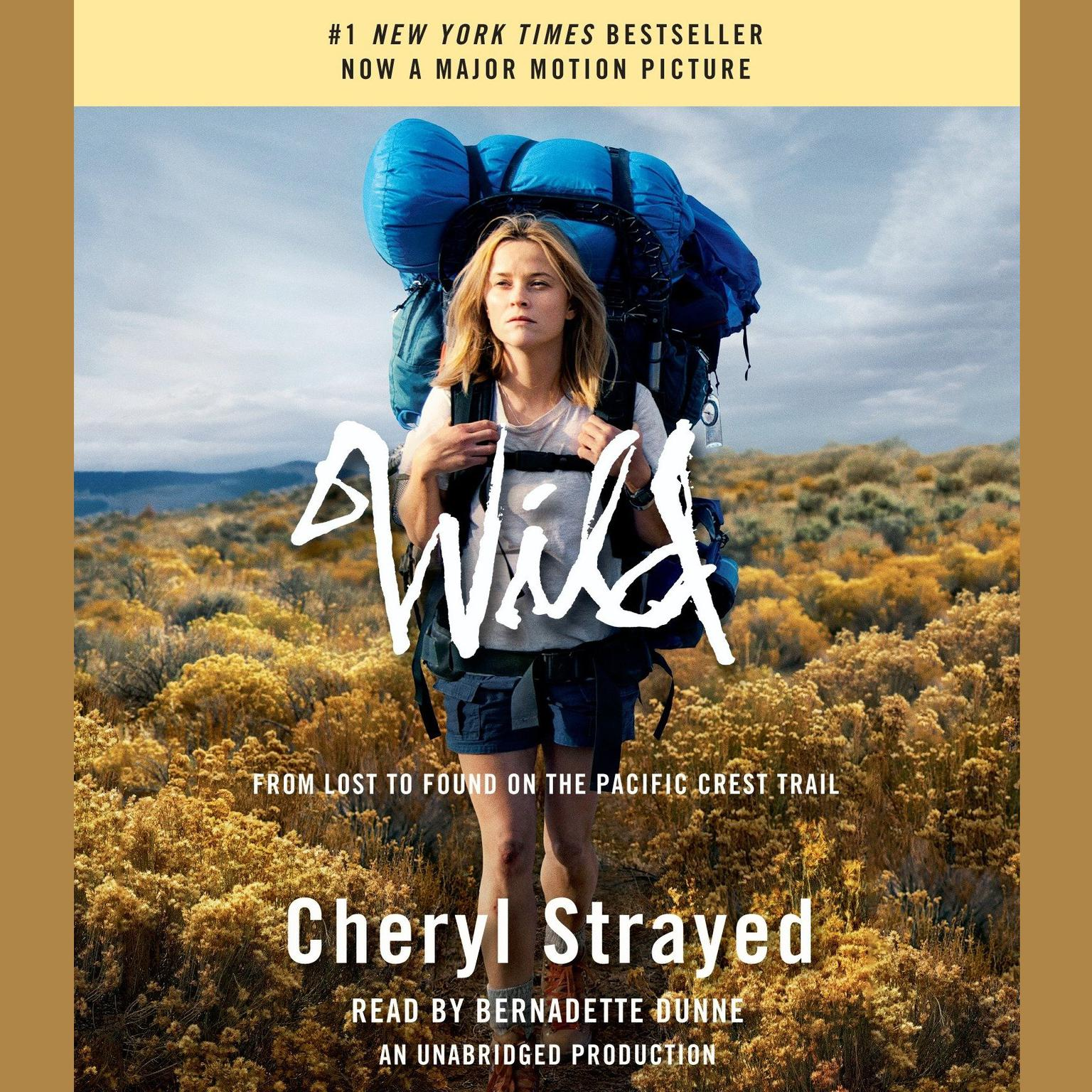 Printable Wild (Movie Tie-in Edition): From Lost to Found on the Pacific Crest Trail Audiobook Cover Art