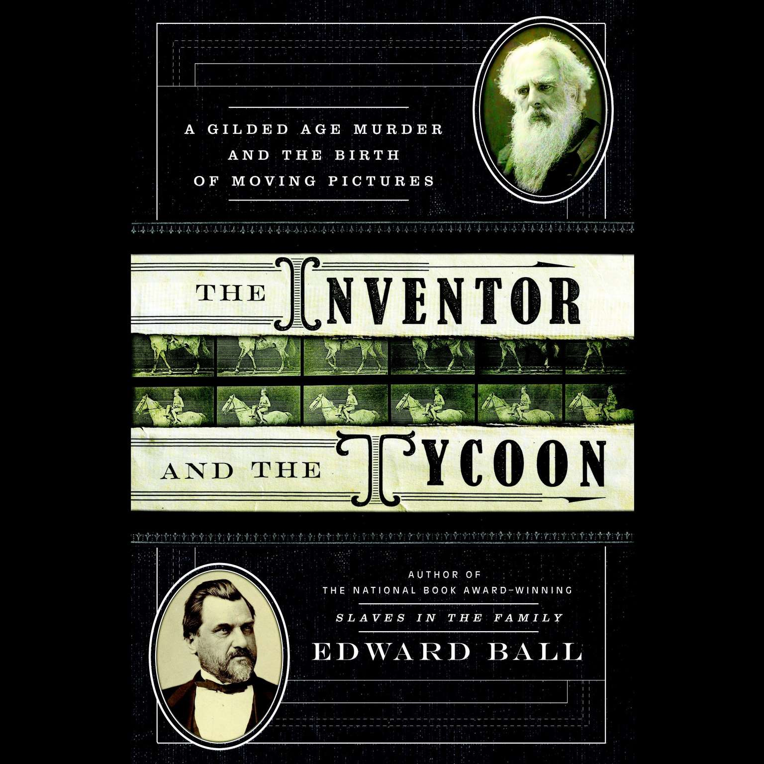 Printable The Inventor and the Tycoon: A Gilded Age Murder and the Birth of Moving Pictures Audiobook Cover Art