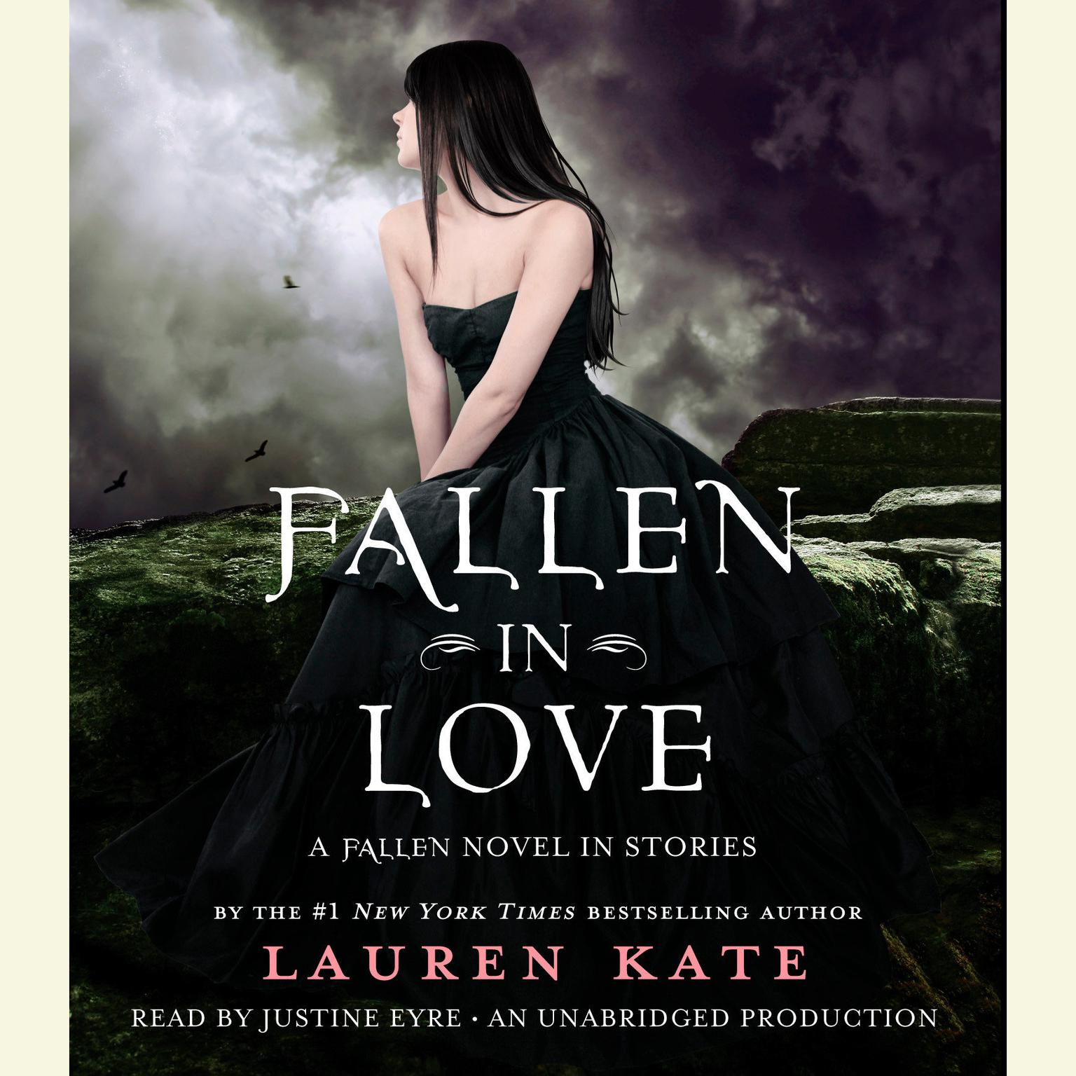 Printable Fallen in Love: A Fallen Novel in Stories Audiobook Cover Art