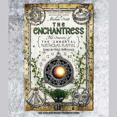 The Enchantress Audiobook, by