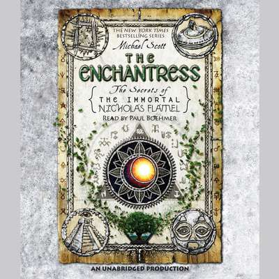 The Enchantress Audiobook, by Michael Scott