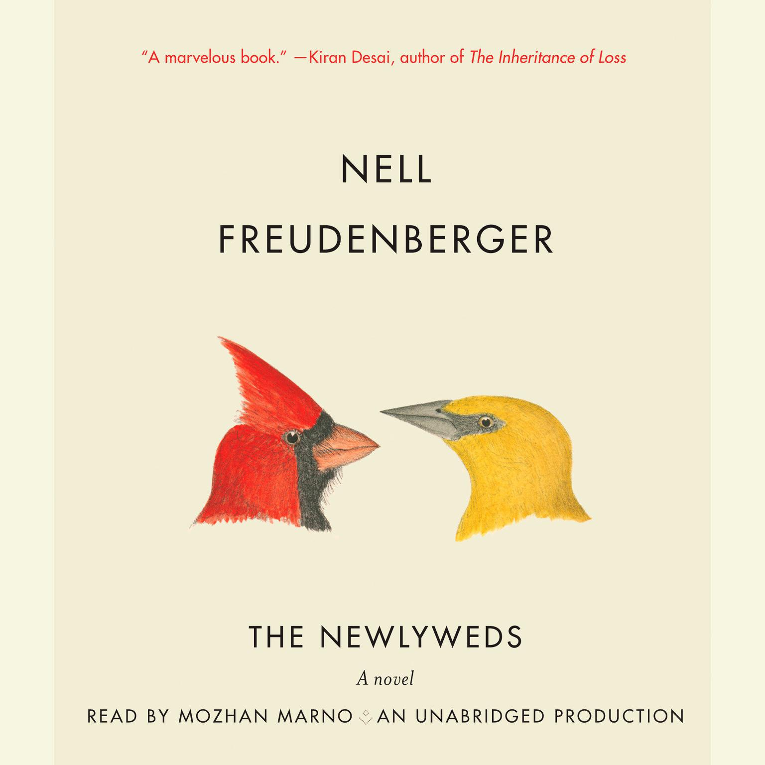 Printable The Newlyweds Audiobook Cover Art