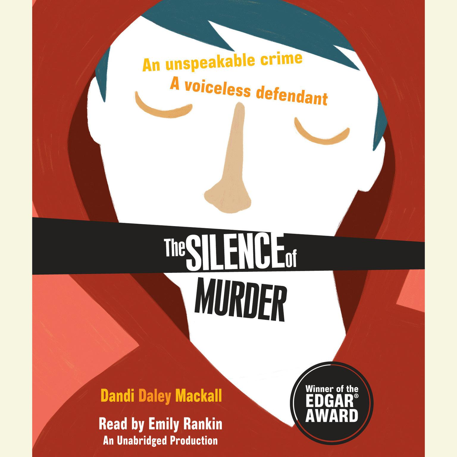 Printable The Silence of Murder Audiobook Cover Art