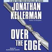 Over the Edge Audiobook, by Jonathan Kellerman