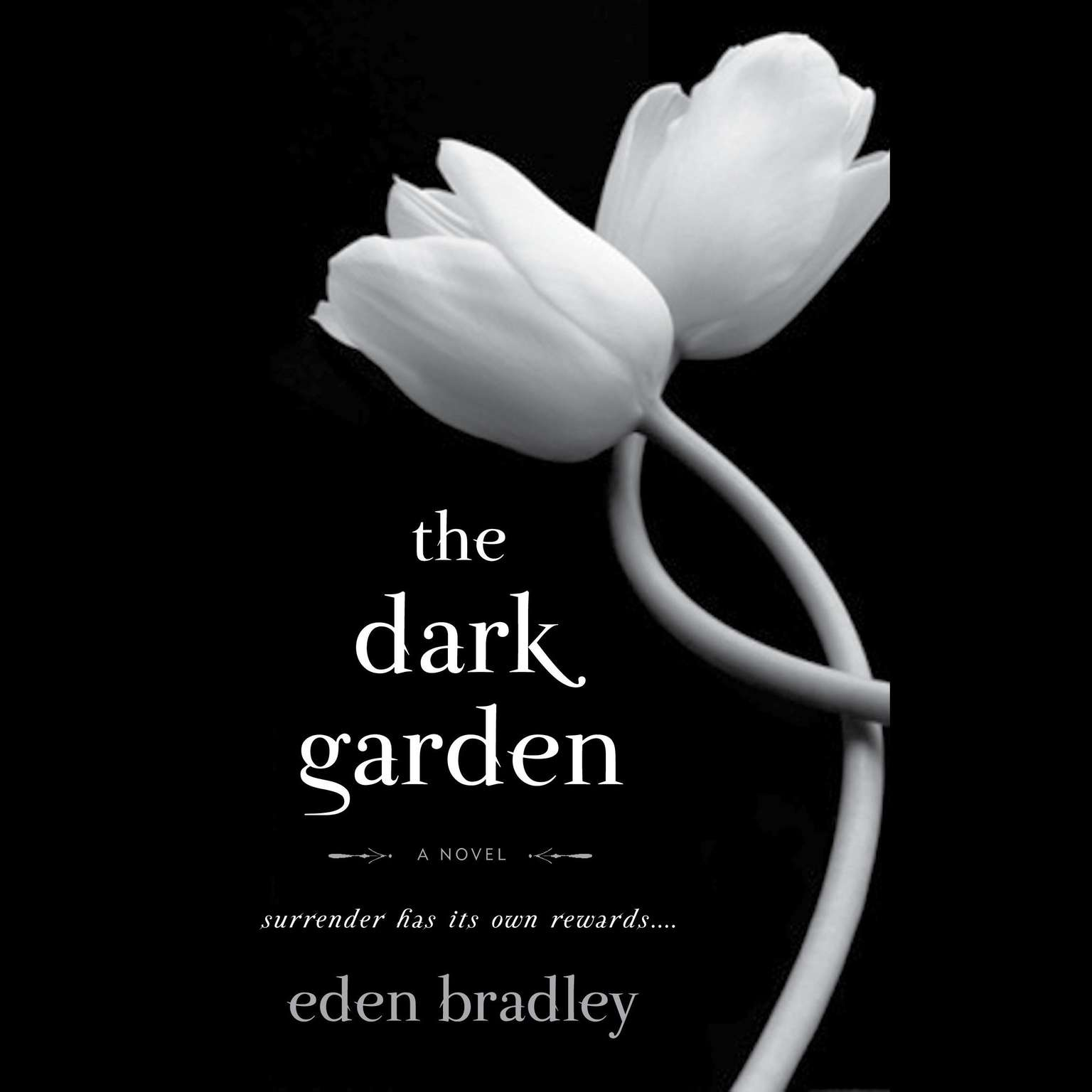 Printable The Dark Garden Audiobook Cover Art