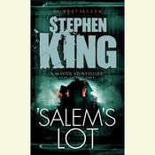 Salem's Lot, by Stephen King