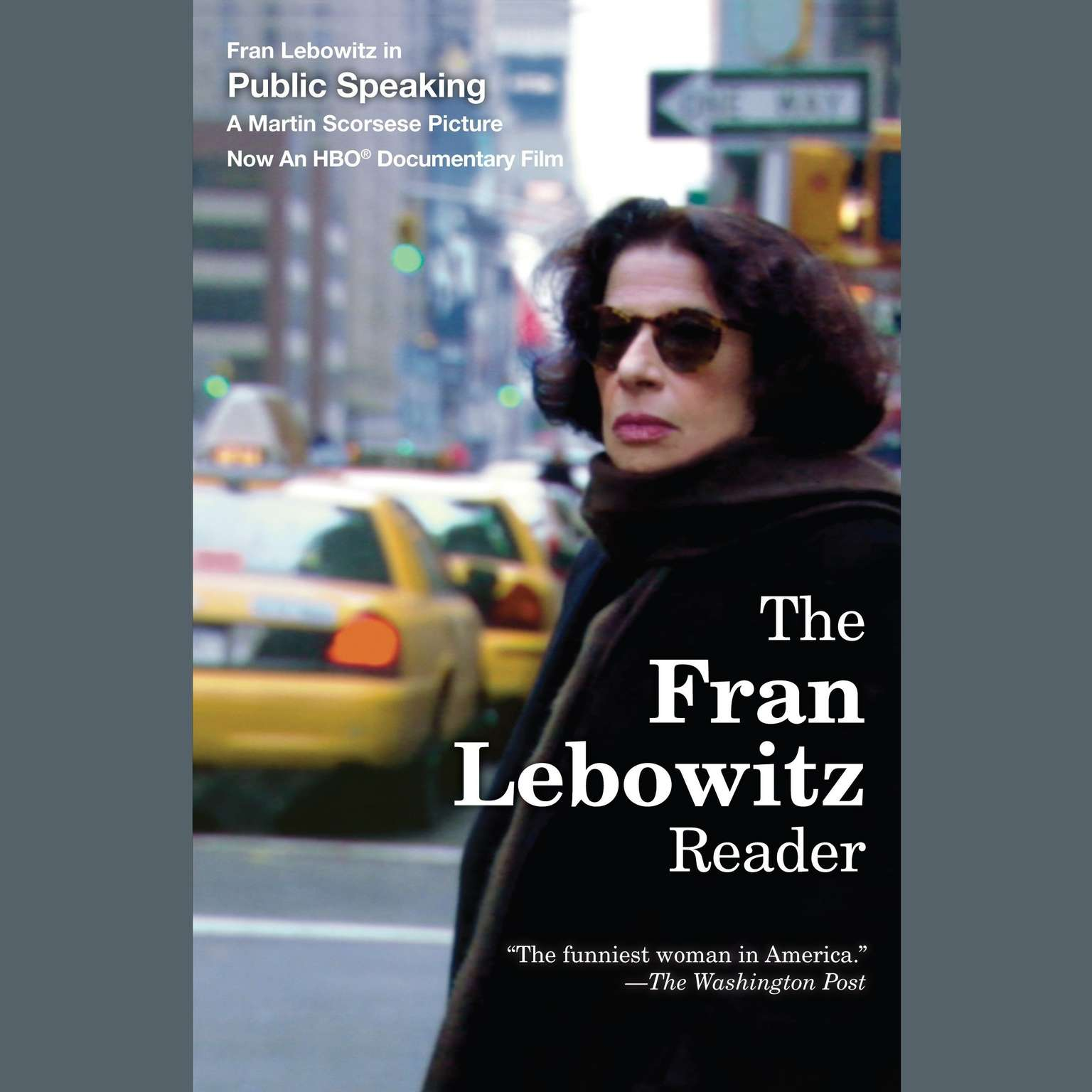 Printable The Fran Lebowitz Reader Audiobook Cover Art