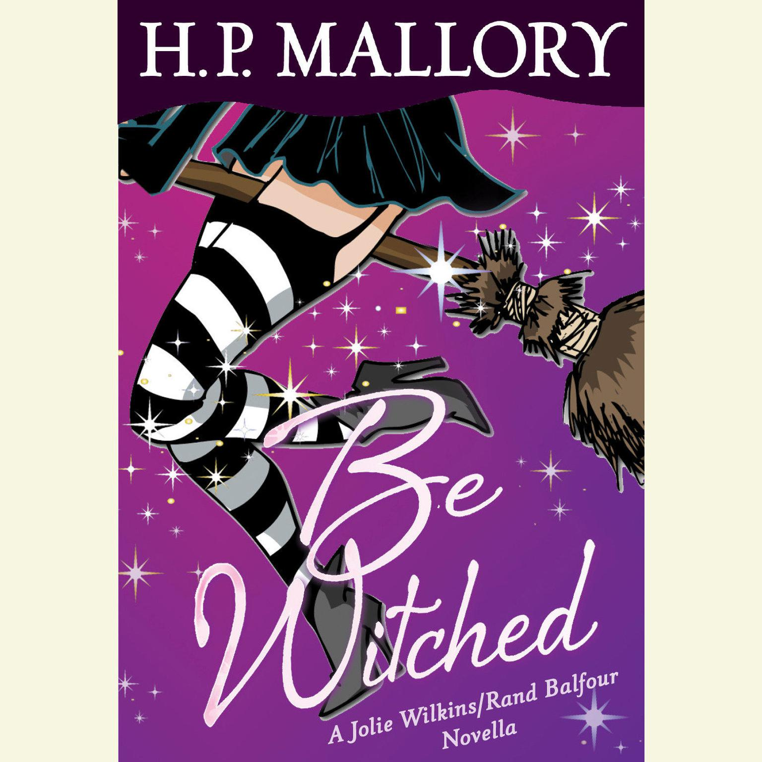 Printable Be Witched Audiobook Cover Art