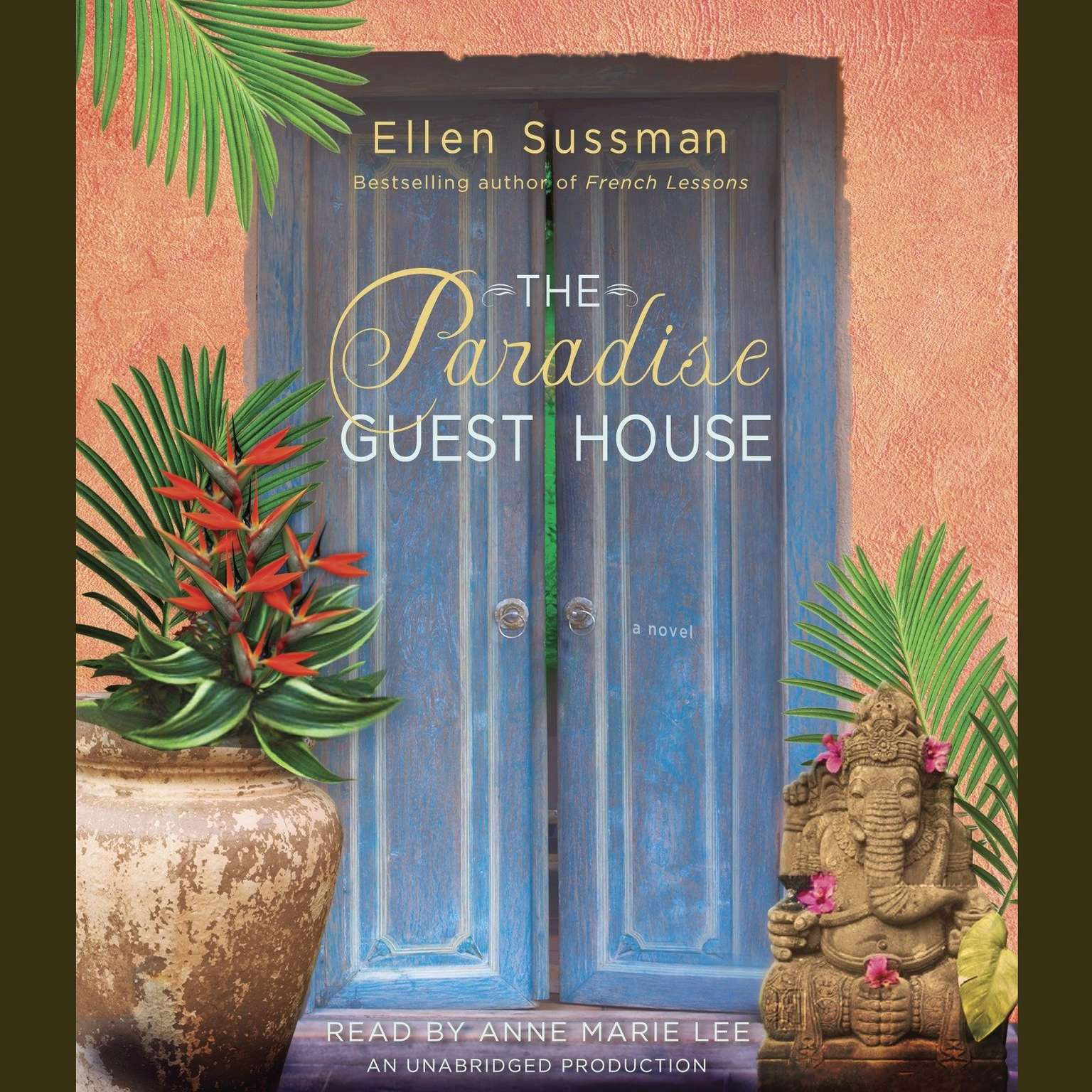Printable The Paradise Guest House: A Novel Audiobook Cover Art
