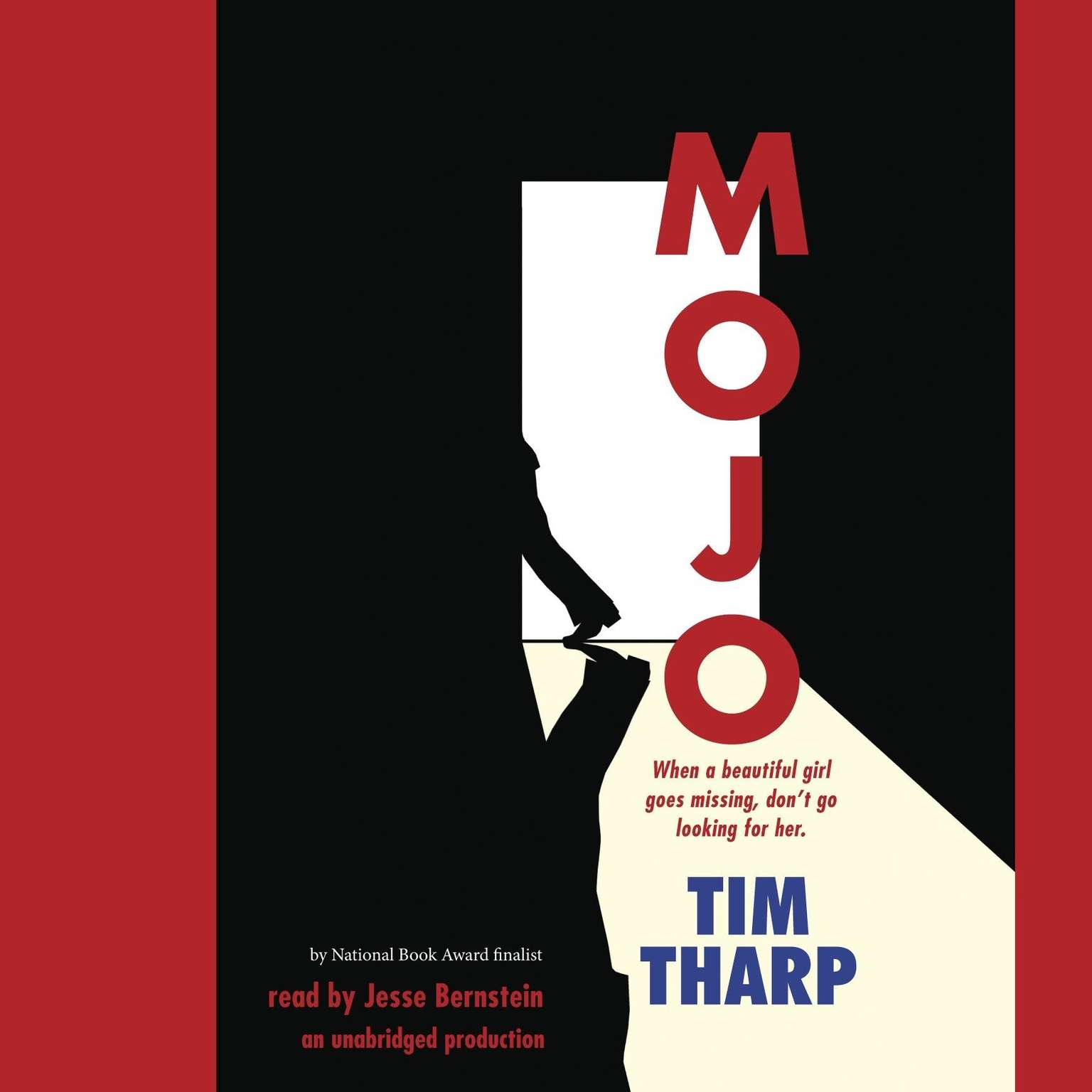 Printable Mojo Audiobook Cover Art