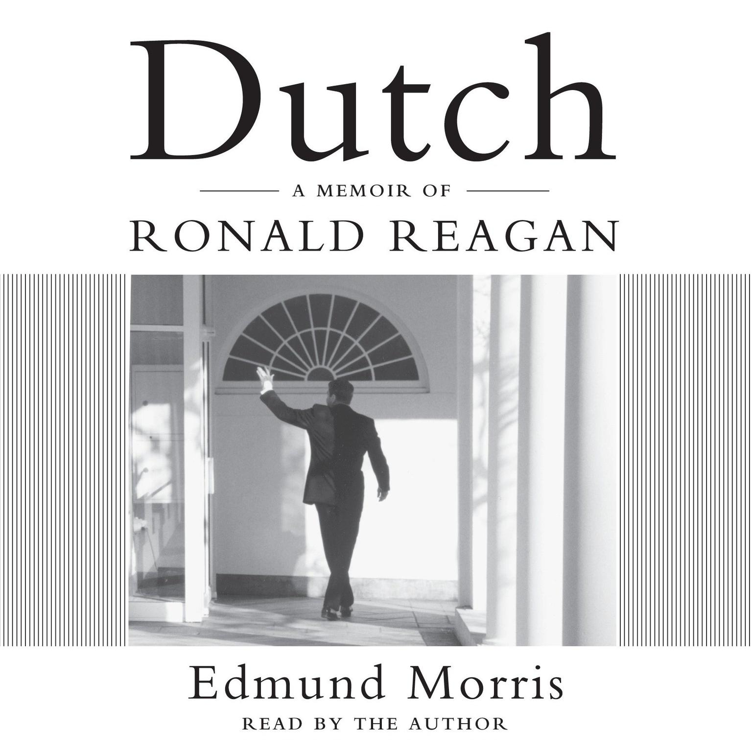 Printable Dutch: A Memoir of Ronald Reagan Audiobook Cover Art