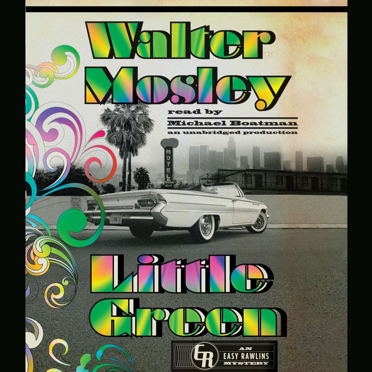 Printable Little Green: An Easy Rawlins Mystery Audiobook Cover Art