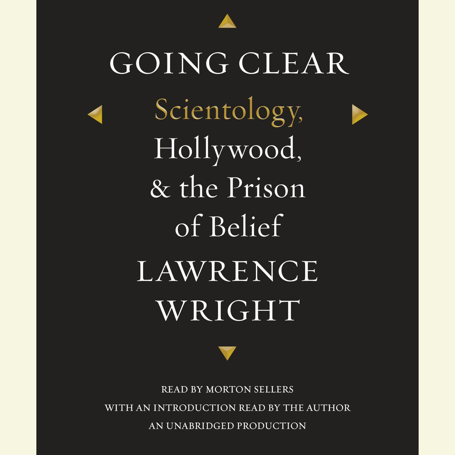 Printable Going Clear: Scientology, Hollywood, and the Prison of Belief Audiobook Cover Art