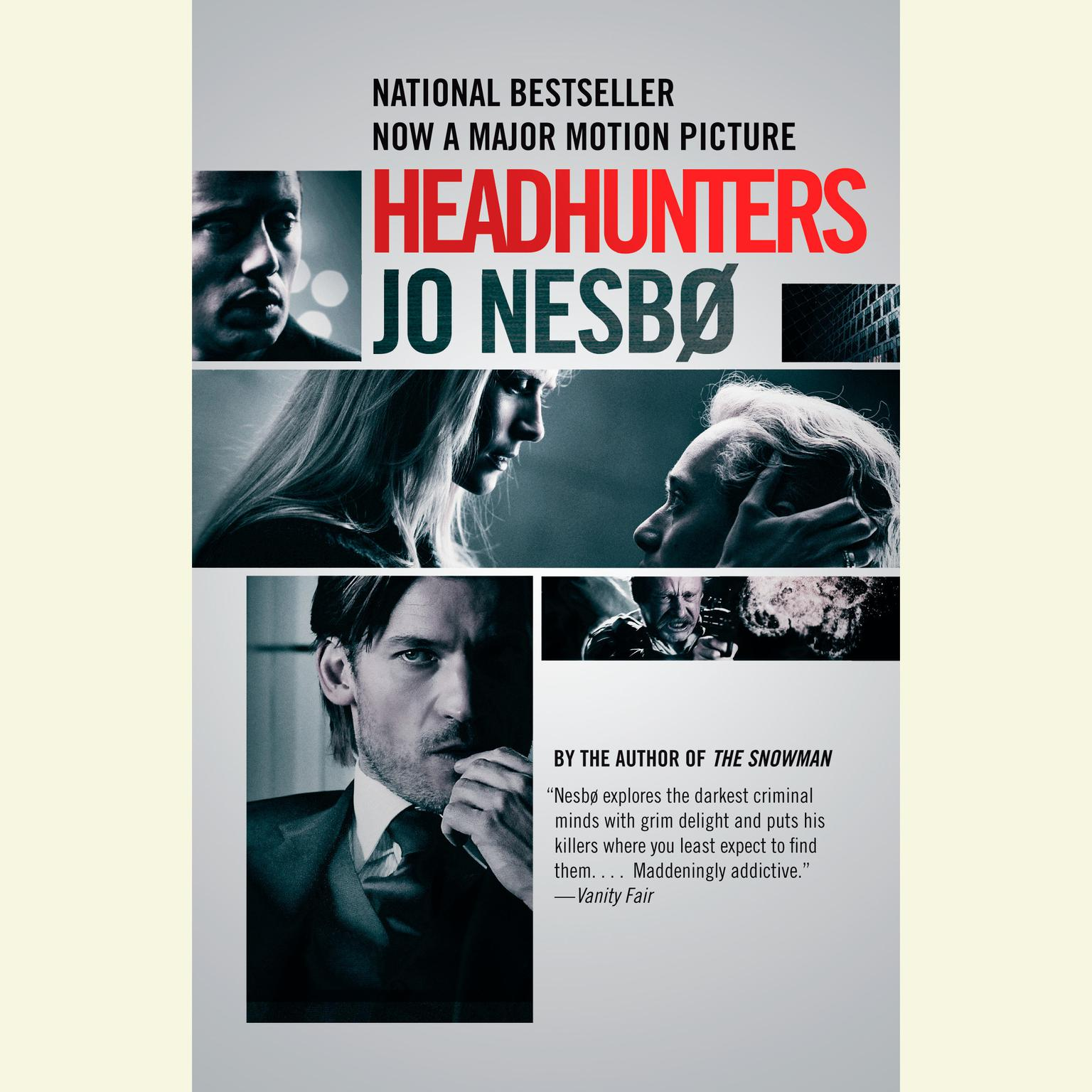 Printable Headhunters Audiobook Cover Art