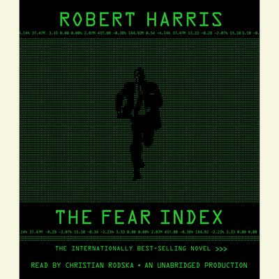 The Fear Index Audiobook, by