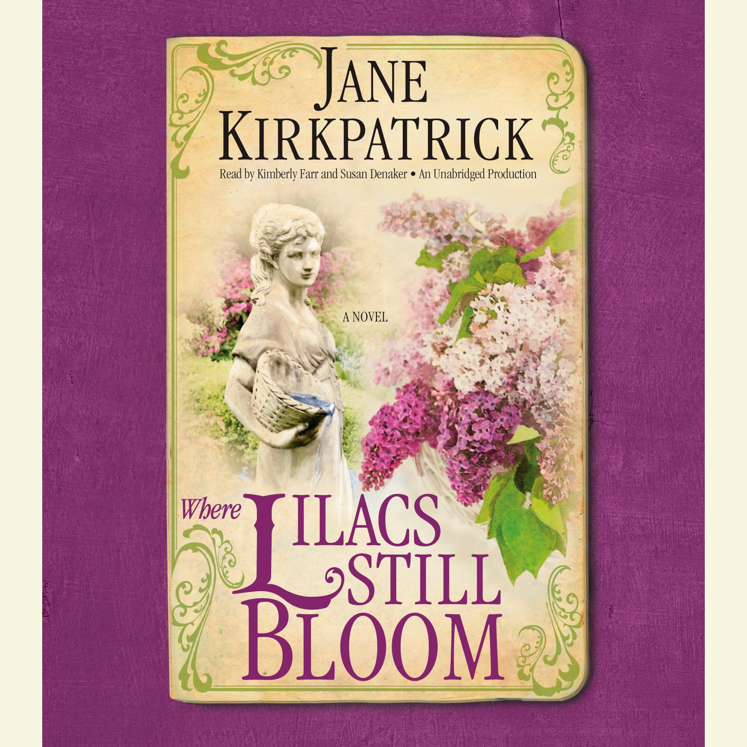 Printable Where Lilacs Still Bloom: A Novel Audiobook Cover Art