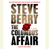 The Columbus Affair: A Novel Audiobook, by Steve Berry