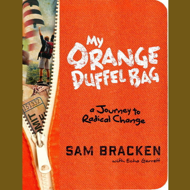 Printable My Orange Duffel Bag: A Journey to Radical Change Audiobook Cover Art