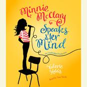 Minnie McClary Speaks Her Mind Audiobook, by Valerie Hobbs