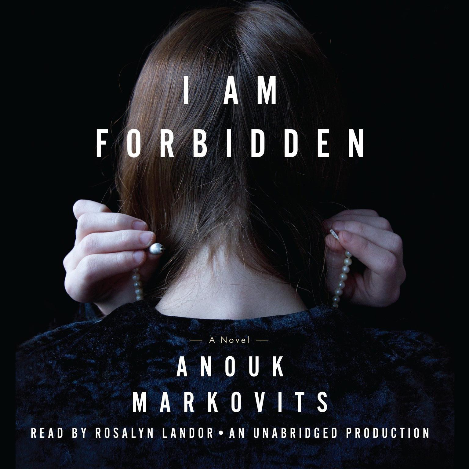 Printable I Am Forbidden: A Novel Audiobook Cover Art