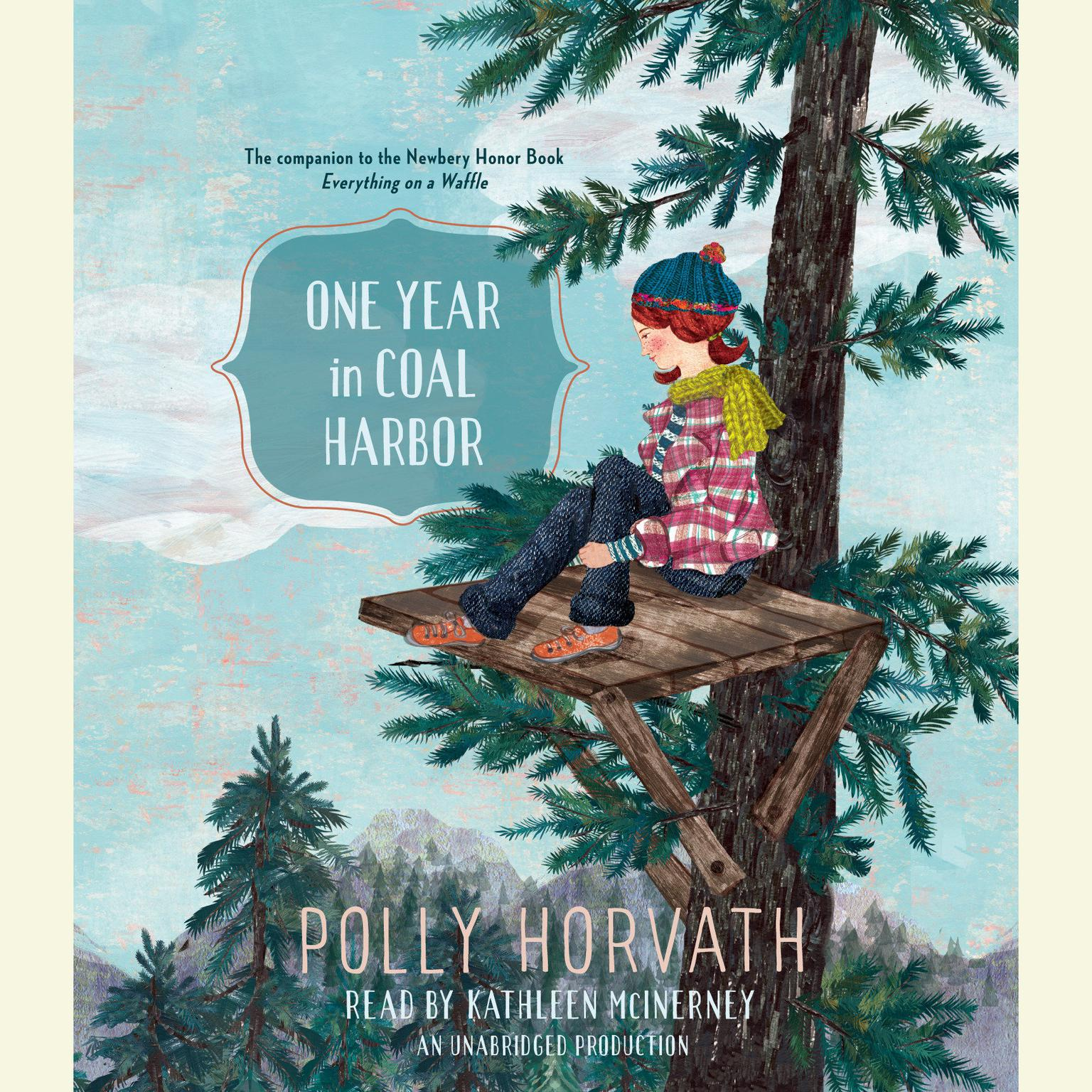 Printable One Year in Coal Harbor Audiobook Cover Art