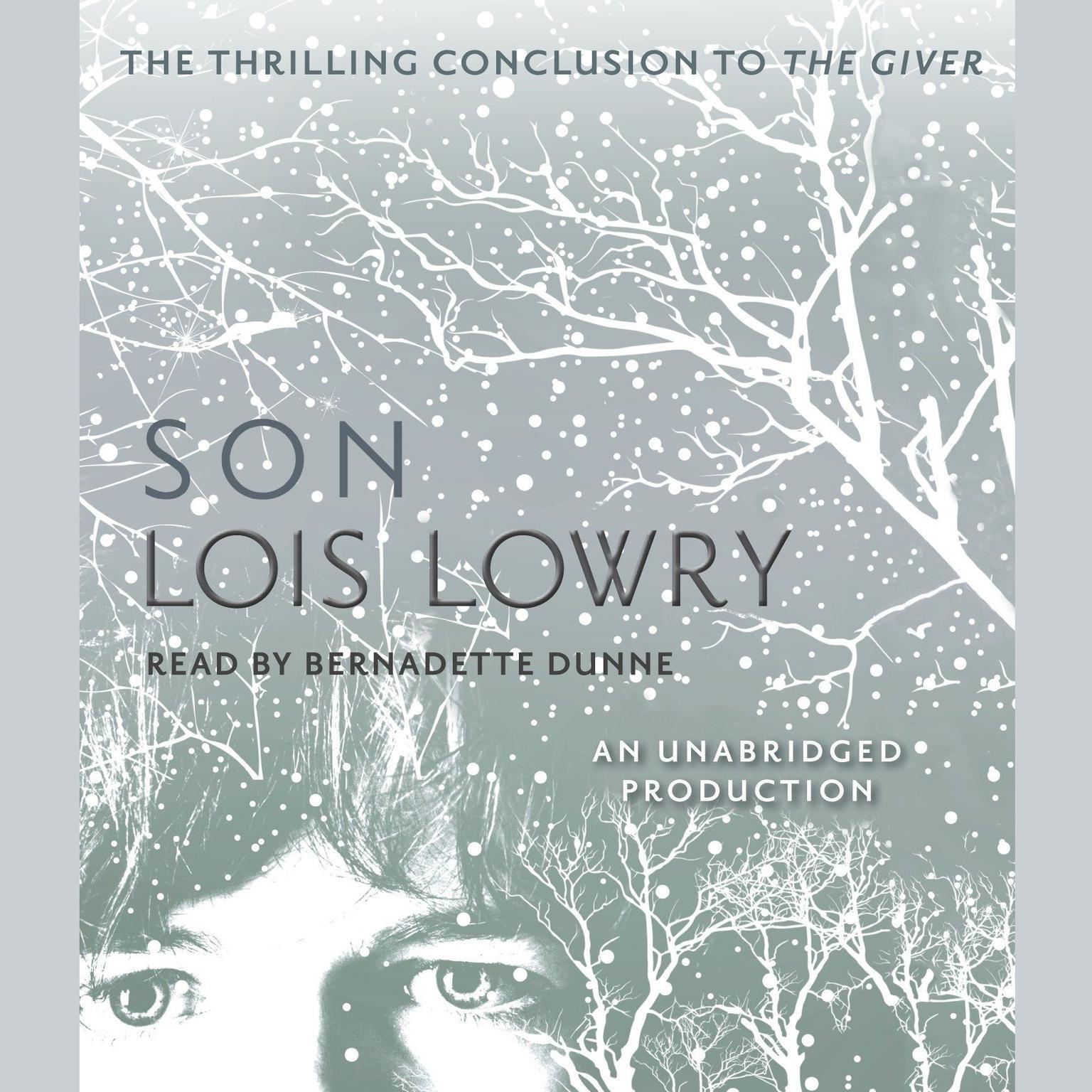 Printable Son Audiobook Cover Art