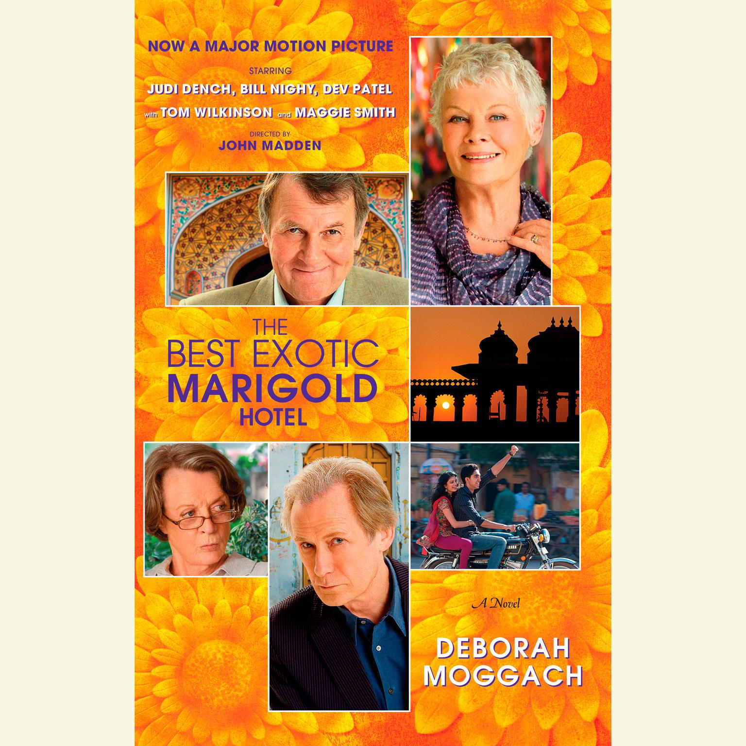 Printable The Best Exotic Marigold Hotel: A Novel Audiobook Cover Art