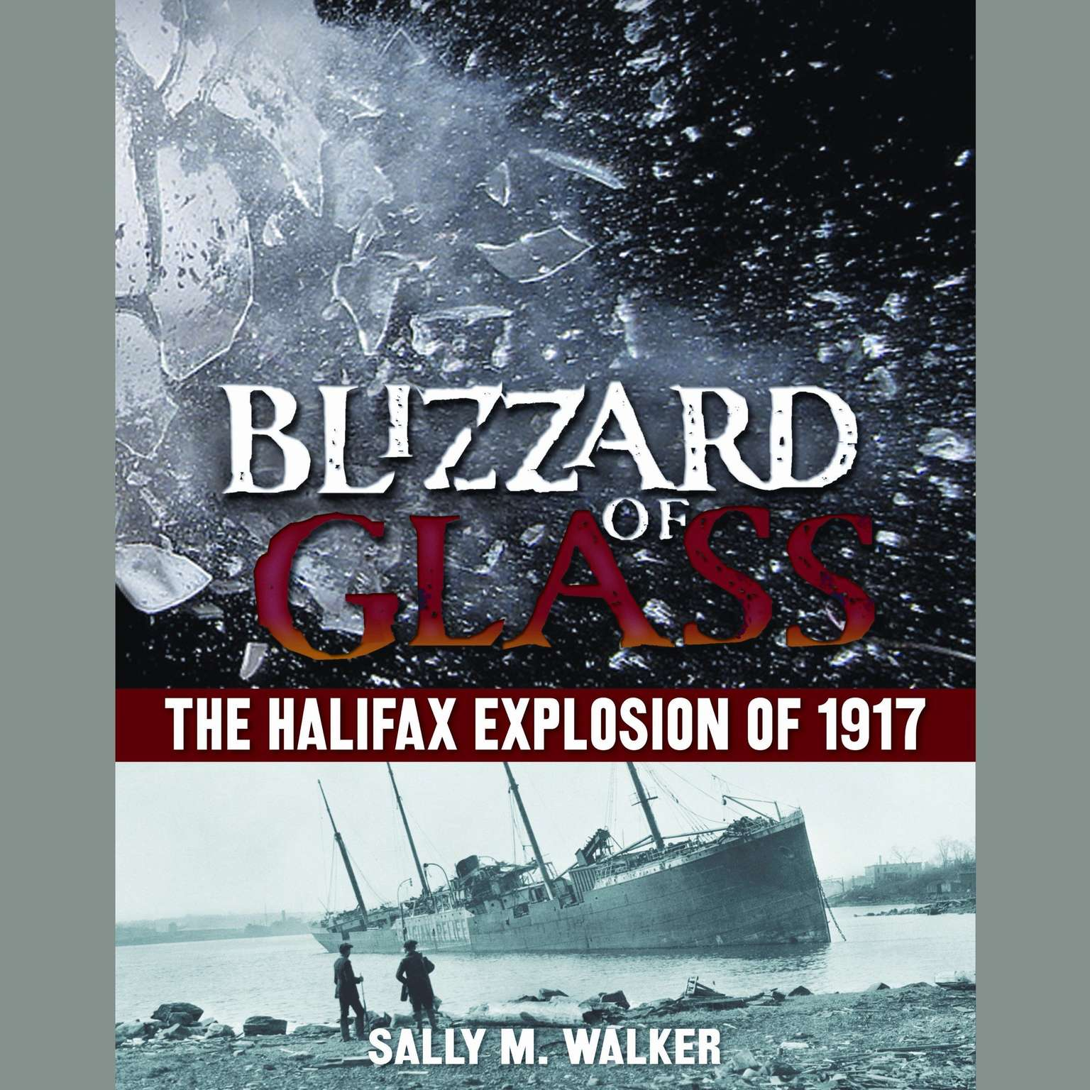 Blizzard of Glass: The Halifax Explosion of 1917 Audiobook