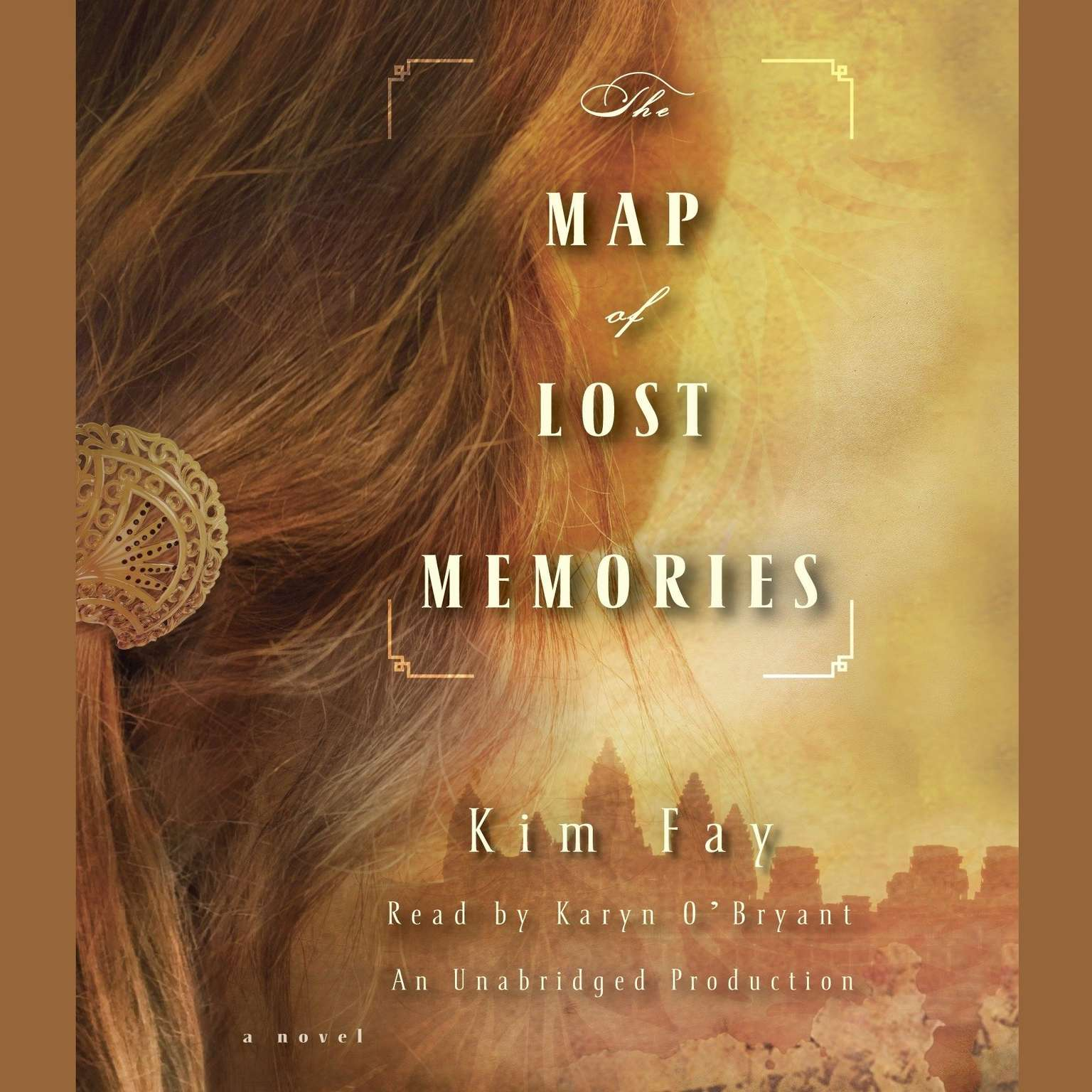 Printable The Map of Lost Memories: A Novel Audiobook Cover Art