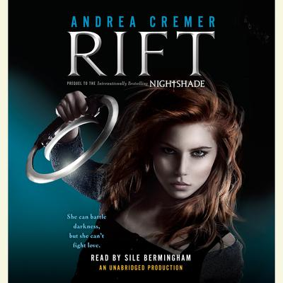 Rift: A Nightshade Novel Audiobook, by Andrea Cremer